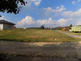 Prodej, stavební pozemek, Jinošov