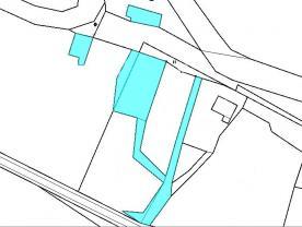 mapa  (Prodej, pozemek, 2152 m2, Česká Lípa - Heřmaničky), foto 2/6