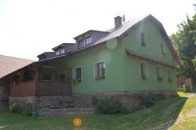 Prodej, rodinný dům 3+kk, 6409 m2, Křížov u Sovince