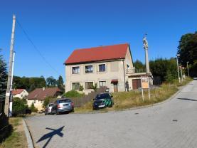 Prodej, rodinný dům 4+2, Horní Slavkov, ul. Kostelní