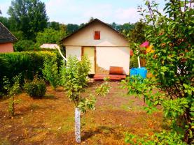 Prodej, zahrada, 540 m2, Veltěže