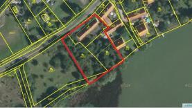 mapa (Prodej, stavební pozemek, 2517 m2, Liteň), foto 3/28