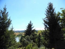 Leč u Litně pohled přes pozemek (Prodej, stavební pozemek, 2517 m2, Liteň), foto 2/28
