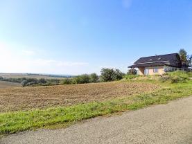 Prodej, stavební pozemek, 2165 m2, Lhota u Kelče