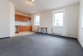 Pronájem, byt 2+kk, 45 m2, Kladno, ul. Vašíčkova