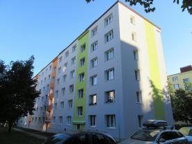 Prodej, byt 2+1, 48 m2, Plzeň, ul. Tichá