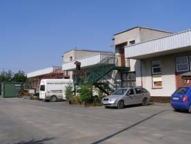Pronájem, výrobní hala, 540 m2, Kladno