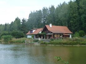 Prodej, zemědělská usedlost, 277 m2, Hrozňatov - Cheb