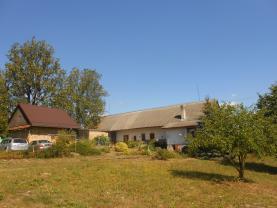 Prodej, rodinný dům, 6465 m2, Krasíkov