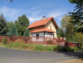 Prodej, chalupa, 95 m2, Cheb, Háje - Slapany