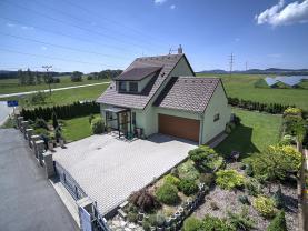 Prodej, rodinný dům, 967 m2, Kaplice, ul. K Zámečku