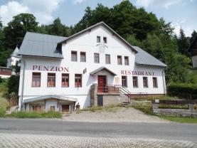 Prodej, penzion s restaurací, 2846 m2, Janov nad Nisou