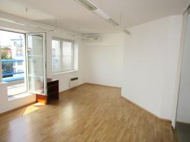 Pronájem, kancelářské prostory, 111 m2, Brno, ul. Příkop