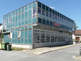 Pronájem, obchodní objekt, Česká Třebová