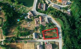 Prodej, stavební pozemek, 720 m2, Kožichovice