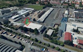 Pronájem, výrobní objekt, 198 m2, Plzeň - Slovany