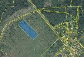 Prodej, pozemek, 7252 m2, Kuřivody