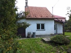 Prodej, rodinný dům, 70 m2, Pržno