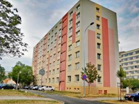Pronájem, byt 3+1, 64 m2, OV, Chomutov, ul. Jiráskova