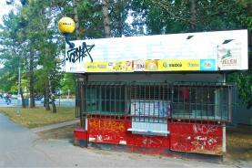 Prodej, stánek, 8 m2, Praha 9