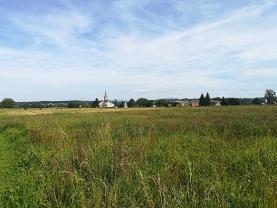 Prodej, stavební pozemek, 1654 m2, Albrechtice