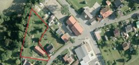 (Prodej, pozemek, 2166 m2, Morávka)