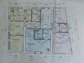 půdorysy (Prodej, nájemní dům, 528 m2, Jablonec nad Nisou), foto 3/12