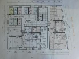 půdorysy (Prodej, nájemní dům, 528 m2, Jablonec nad Nisou), foto 4/12