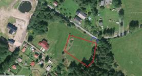 Prodej, stavební parcela, 3017 m2, Rožmitál pod Třemšínem
