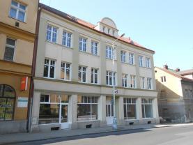 Pronájem, skladové prostory, Děčín IV, ul. Teplická