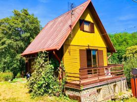 Prodej, chata 2+kk, 98 m2, Město Albrechtice, Piskořov