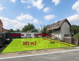 Prodej, stavební pozemek, 301 m2, Náklo