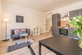 Prodej, byt 3+kk/ B, 81 m², OV, Praha 10 - Vršovice