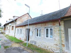 Prodej, rodinný dům 2+1, 59 m2, Peruc, Černochov