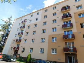 Pronájem, byt 1+1, 34 m2, Semily, ul. Luční