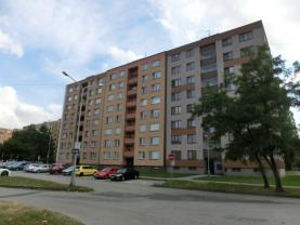 Prodej, byt 3+1, 81 m2, Ostrava, ul. J. Brabce
