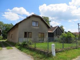 Prodej, rodinný dům 5+1, 1439 m2, Raná - Oldřetice