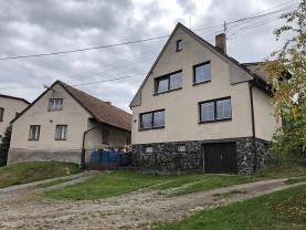Prodej, rodinný dům 6+2, 270 m2, Vilice