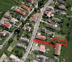 Prodej, stavební parcela, 900 m2, Troubelice