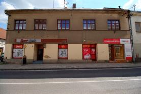 Prodej, nájemní dům, Nový Bydžov, ul. Dukelská třída