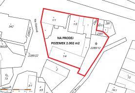 (Prodej, pozemek, 2002 m2, Mutějovice), foto 2/19