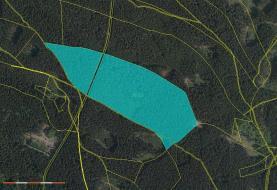 Prodej, les, 106693 m2, Čistá u Litomyšle