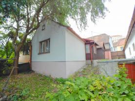Prodej, rodinný dům 1+1, 42m2, Jemnice