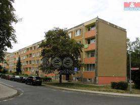 Pronájem, byt 2+1, 56 m2, Bílina, ul. M. Švabinského