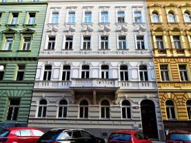 Pronájem, byt 2 + kk, 67 m2, Praha - Nové Město