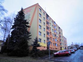 Prodej, byt 1+1, 43 m2, OV, Karlovy Vary