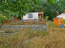 Prodej, zahrada, 371 m2, Chomutov