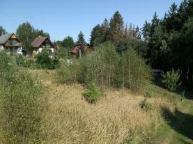 Prodej, stavební pozemek, 462 m2, Dobronice u Bechyně