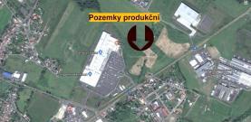 Prodej, pozemek, 14188 m2, Srbice