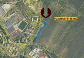 Prodej, pozemek, 76435 m2, Chomutov, ul. Zadní Vinohrady